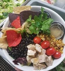 Tejas Chicken Salad
